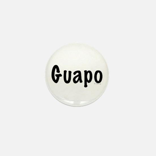 Guapo Mini Button