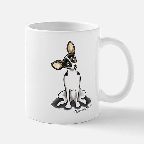 Rat Terrier Sit Pretty Mug