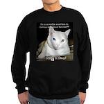 Make it Stop 6 Sweatshirt (dark)