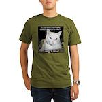 Make it Stop 6 Organic Men's T-Shirt (dark)