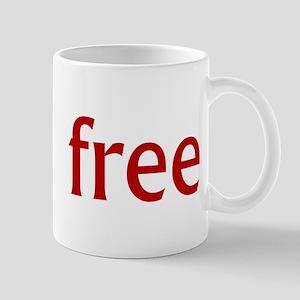 Feel Free Mug