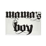 Mama's Boy Rectangle Magnet (100 pack)