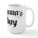 Mama's Boy Large Mug
