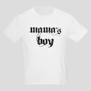 Mama's Boy Kids Light T-Shirt