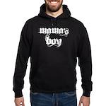 Mama's Boy Hoodie (dark)