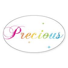 Precious Sticker (Oval)