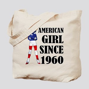 American Girl Since 1960 Tote Bag