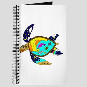 Earth Day Sea Turtle Journal