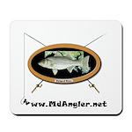Maryland Angler's Network Mousepad