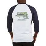 Save our Stripers Baseball Jersey