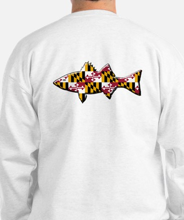 Maryland Fisherman's Annual Sweatshirt