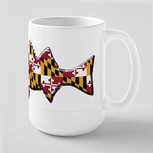 Maryland Fisherman's Annual Large Mug