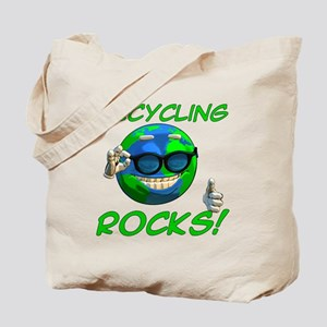 Recycling Rocks! Tote Bag