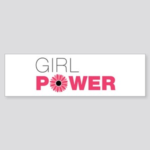 Girl Power Sticker (Bumper)