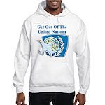 United Nations Hooded Sweatshirt