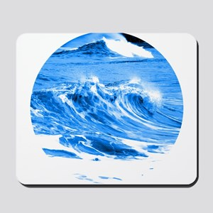 Pacific Waves Mousepad