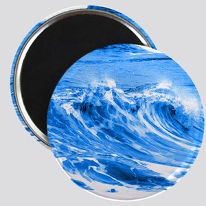 Pacific Waves Magnet