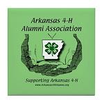 Arkansas 4-H Alumni Tile Coaster