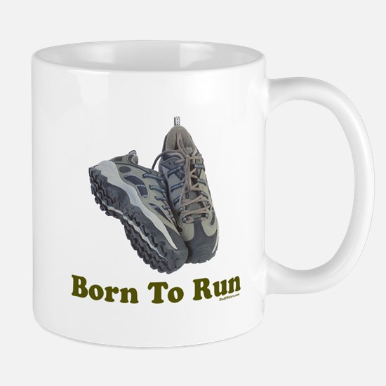 Born To Run Dad Jogging Mug