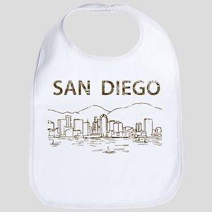 Vintage San Diego Bib