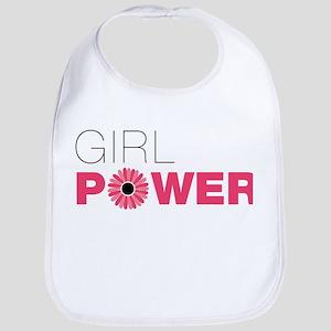 Girl Power - Bib
