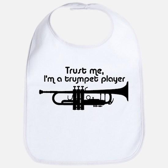 Trumpet Player Bib