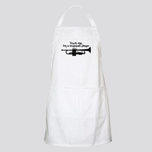 Trumpet Player Apron