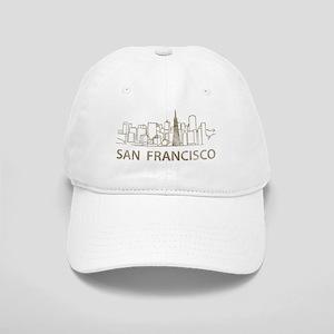 Vintage San Francisco Cap