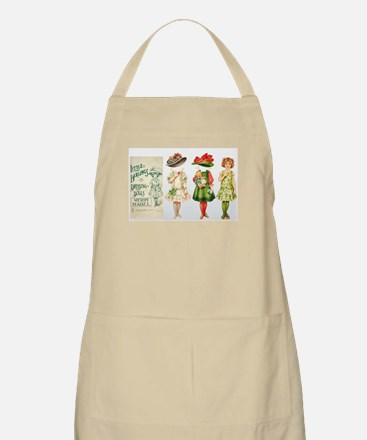 MERRY MABEL Paper Doll Apron