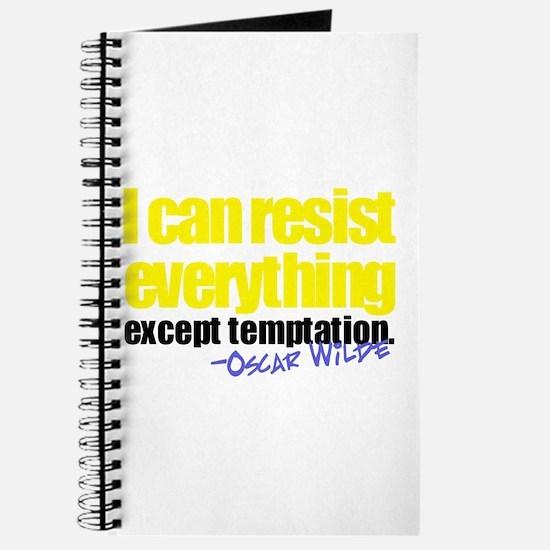 Wilde Temptation Journal