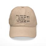Just Say No Cap