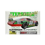 """""""Terrible"""" Tim Rectangle Magnet (10 pack)"""