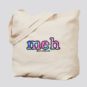 Cotton Candy Tie Dye meh Tote Bag