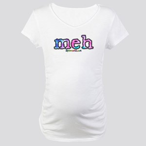 Cotton Candy Tie Dye meh Maternity T-Shirt