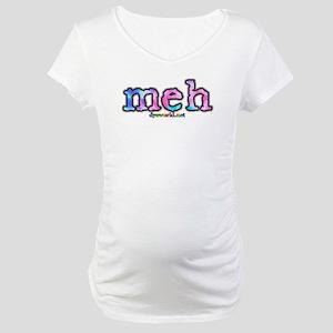 Cotton Candy Tie Dye meh Maternity T-Shirt