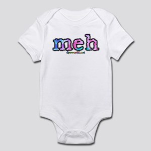Cotton Candy Tie Dye meh Infant Bodysuit