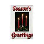 Seasons Greetings Magnet