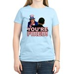 You're Fired! Women's Light T-Shirt