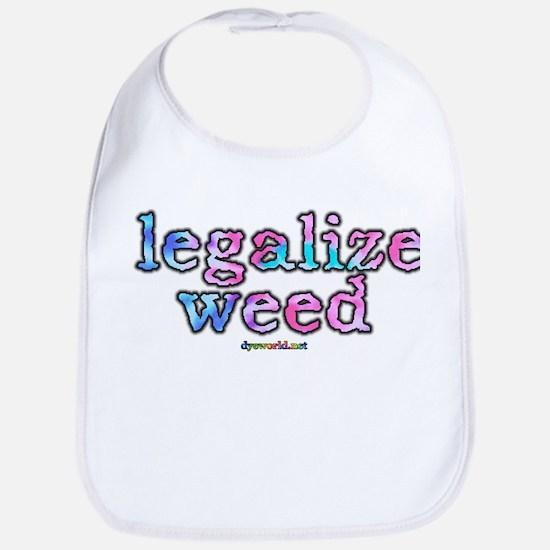 Legalize Weed Bib