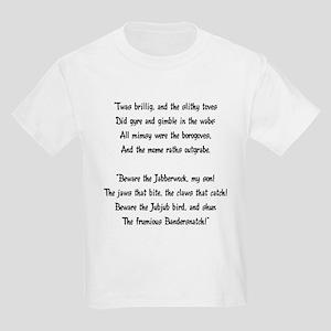 Jabberwocky Kids Light T-Shirt