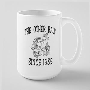 1985 Large Mug