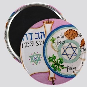 Passover Plate Magnet