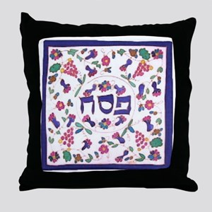 Passover Cover Throw Pillow
