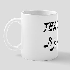 Musical Teacher Mug