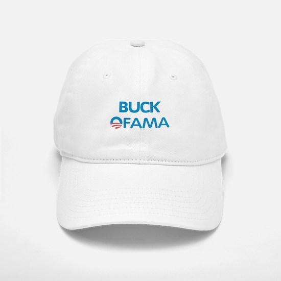Buck Ofama Baseball Baseball Cap