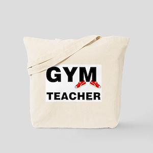Gym Teacher Sneakers Tote Bag