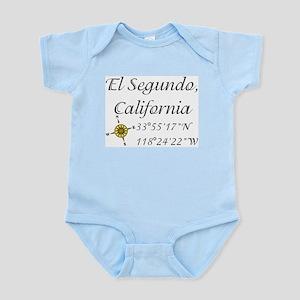 EL SEGUNDO, CALIFORNIA Infant Bodysuit