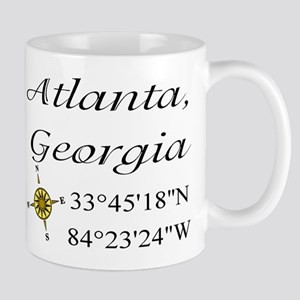 Geocaching Atlanta, Georgia Mug
