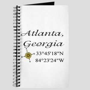 Geocaching Atlanta, Georgia Journal