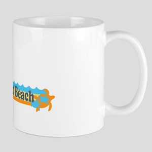 Narragansett RI - Beach Design Mug